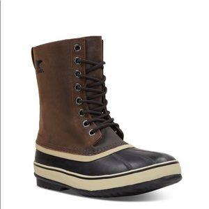 Brand New men's sorel winter boots